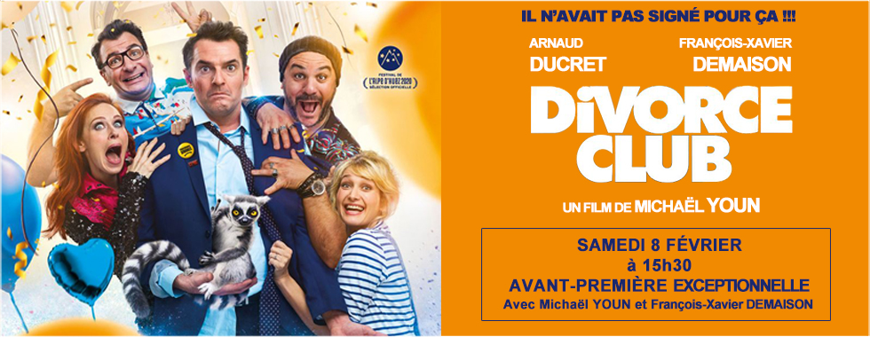 Photo du film Divorce Club