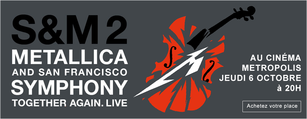 Photo du film Metallica & San Francisco Symphony : S&M2