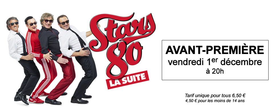 Photo du film Stars 80, la suite